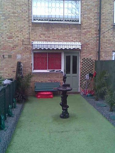 peckham back gardens