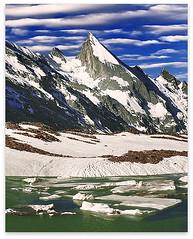 laila peak from khuspang (TARIQ HAMEED SULEMANI) Tags: autumn pakistan mountains tourism nature colors trekking goal hiking north peaks tariq khaplu concordians hushay ghandoghoro sulrmani daghoti khuspang lailapeaktrekskardu