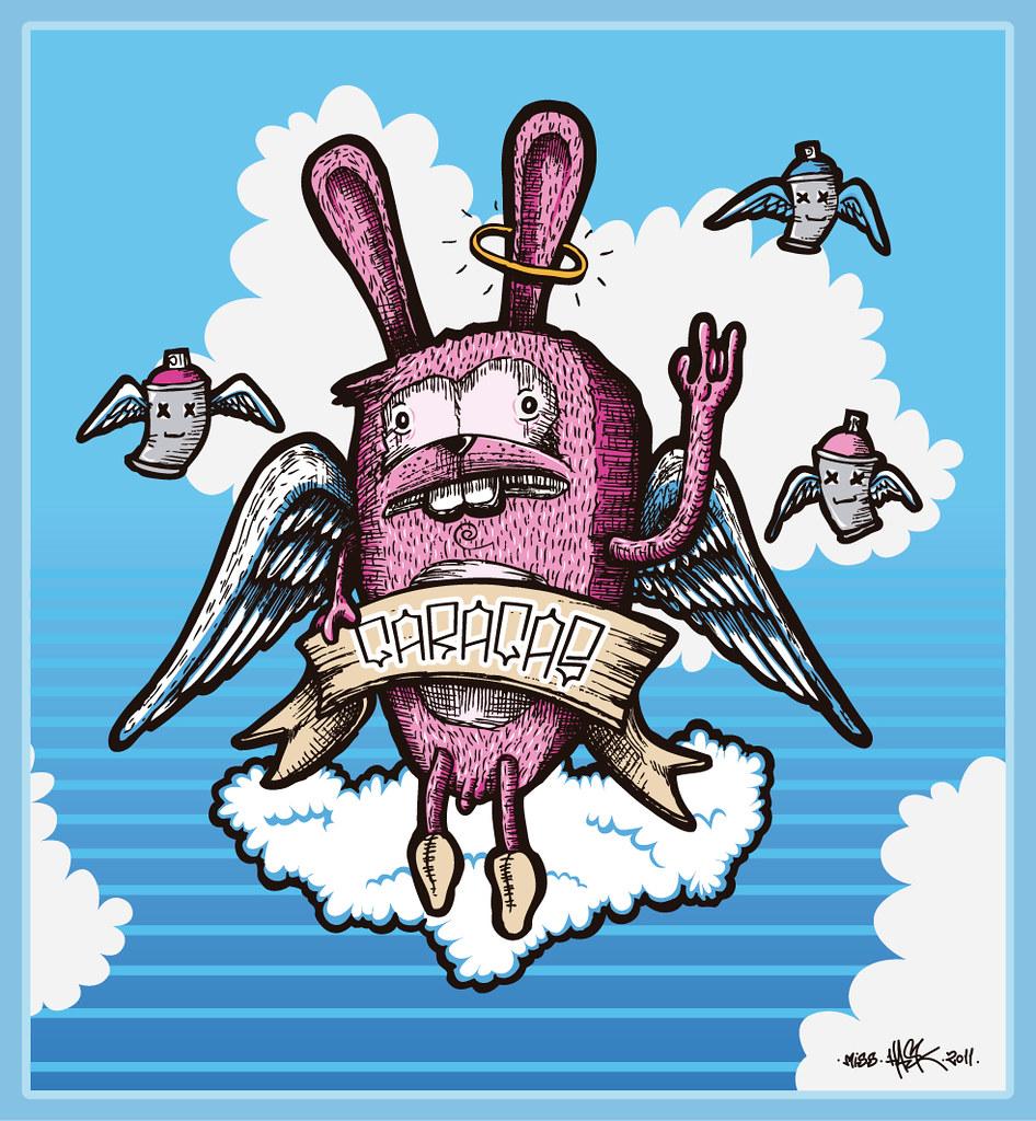 Los conejos van al cielo