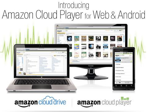 Amazon Cloud Music