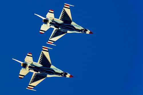 Thunderbirds Practice 2011