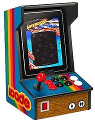 ThinkGeek :: iCADE - iPad Arcade Cabinet
