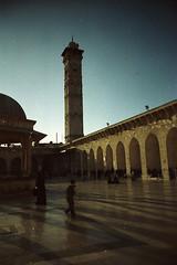 (6koh) Tags: grande mosquée syrie alep