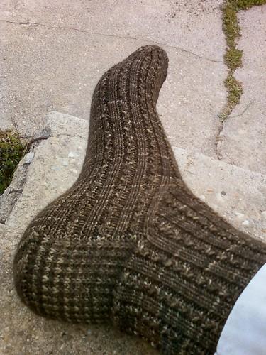 Java sock #1