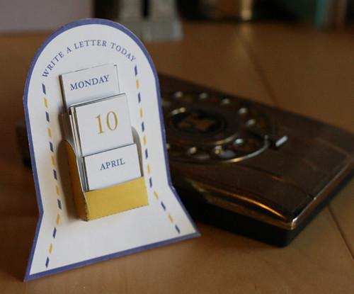 LWA Member Perpetual Calendar
