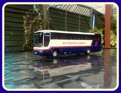 Huntingdon & District Plaxton Premiere-P325 VWR (steve kirk photos) Tags: volvo coach premiere b10 plaxton huntingdondistrict code3bus