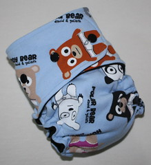 Bears in Underwear Skinny Britches AI2 - 24 Hour Auction!
