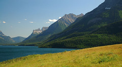 Waterton Lake, Alberta