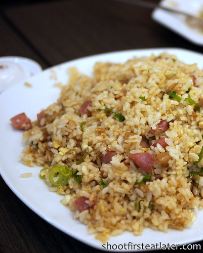 Taiwan fried rice