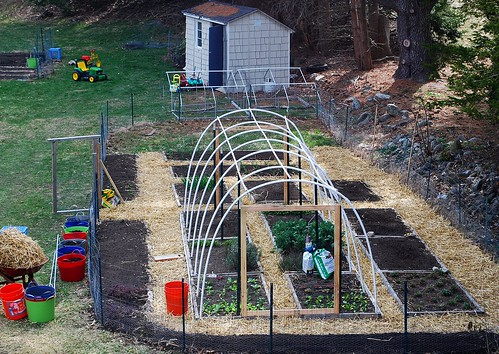 April Garden 1