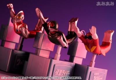 Sentai Hero Banks