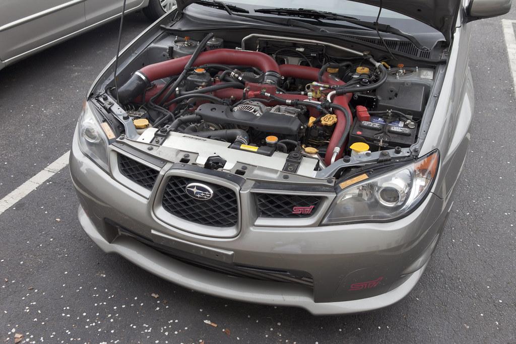 WRX Atlanta @ AllPro Subaru