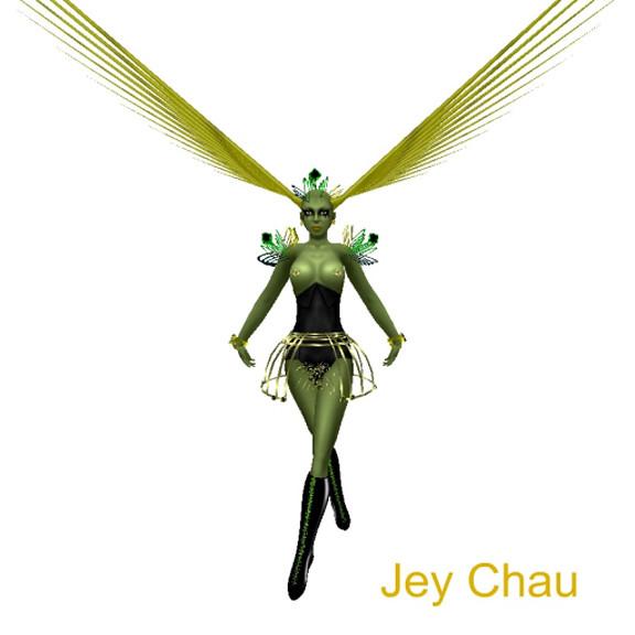 Jey Chau