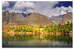colors of pakistan (TARIQ HAMEED SULEMANI) Tags: pakistan inspiration mountains tourism nature colors trekking hiking north group lakes peaks tariq the skardu kachura concordians hushay sulrmani theinspirationgroup