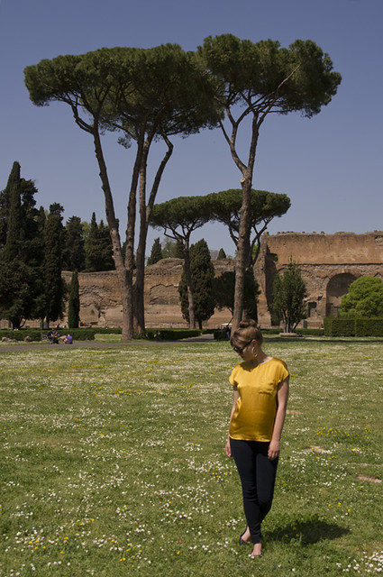 Caracalla Baths, Rome