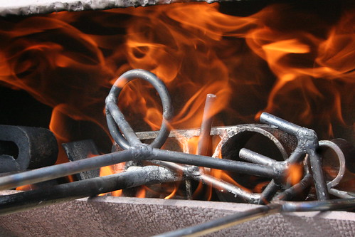 Hot Veto Irons in the fire