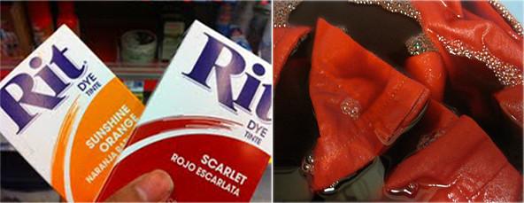 Rit Dye (scarlet)