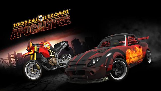 MotorStorm Apocalypse Premier Pack image