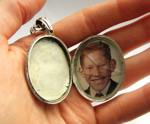 Grandma Locket Dad