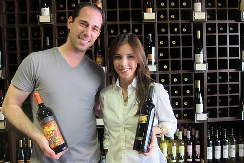 The Cask: Michael Bernstein & Sivan Vardi
