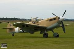 G-AWHE - 67 - Magnificent Obsessions Ltd - Hispano HA.1112-M1L Buchon - 100905 - Duxford - Steven Gray - IMG_5888