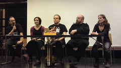 Finnish speculative fiction today -panel discussion