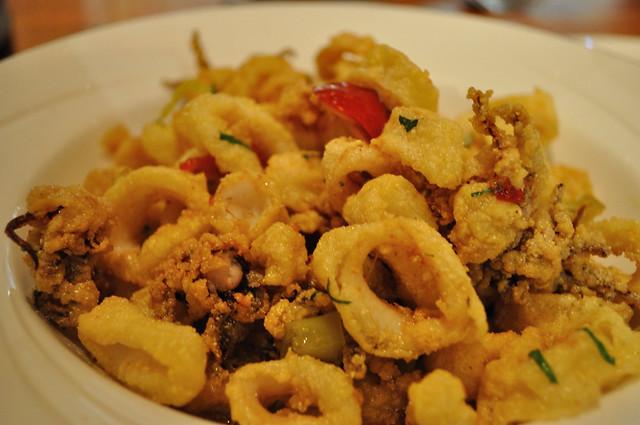RM Seafood - Calamari