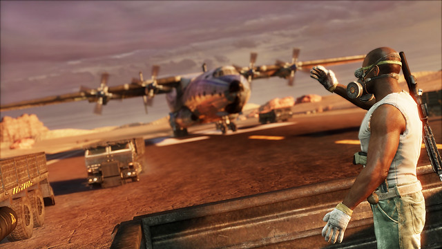 Uncharted 3 Multiplayer Modes Detailed, Beta Hits 6/28
