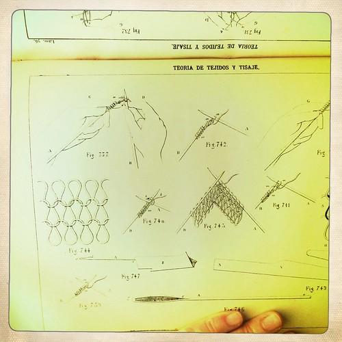 teoria de tejidos y tisaje