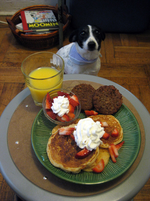 Sprout and the Saturday Pancakes