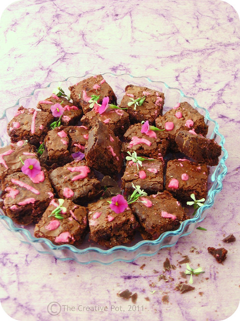Cranberry Chocolate Brownies a3-w