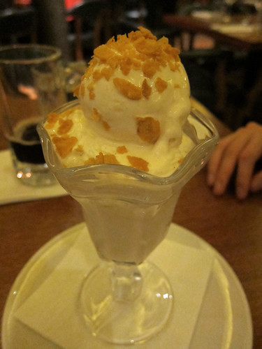 Cornflake Ice Cream