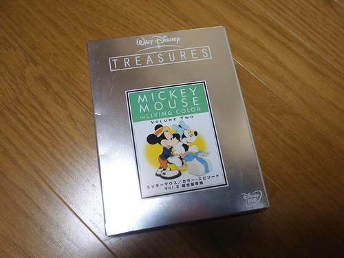 ミッキーマウス/カラー・エピソードVol2