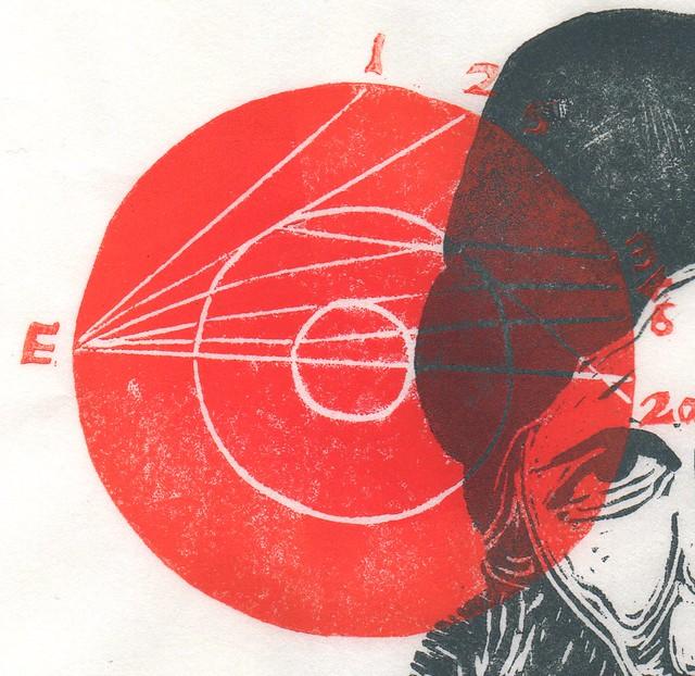 INGE LEHMANN print detail