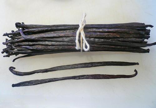 Madagasgar vanilla beans