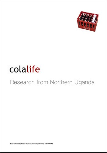 WeCan Ugan ColaLife Research cover
