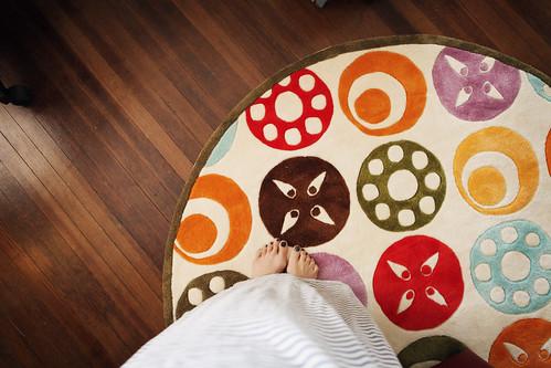 . fun rug .