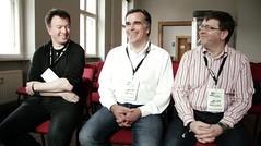 re:campaign 2011: Interview mit Rolf Kleef, Graham Covington und Duane Raymond 1