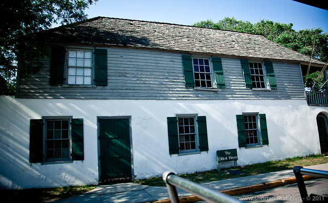 Oldest House in US