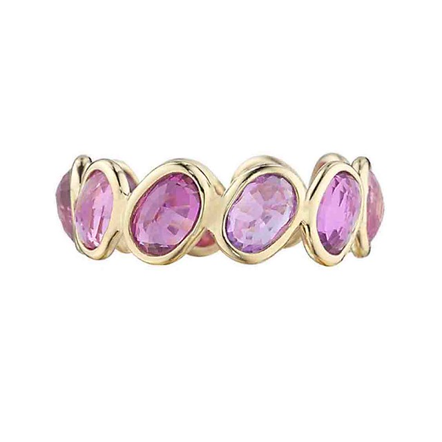 Paolo Costagli Ombre Ring Pink Sapphire