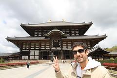 Sergio en Nara