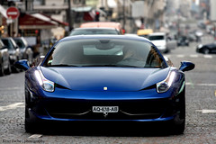 458 Italia (Keno Zache) Tags: auto italien paris france canon de photography eos italia foto rally automotive ferrari luxury spotting sportcar keno sportwagen 458 400d zache