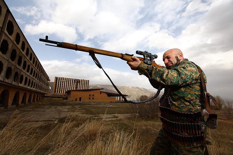Mosin-Nagant 1891/30 Sniper