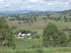 Dairy farming region nr. Bega. NSW. (ally portugal) Tags: snowymountains southnsw heidisteahouse lakejidabyne