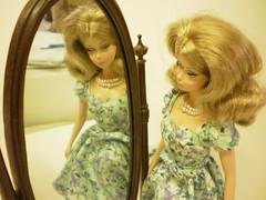 ADAD Project 2011/day 113 (Pumpkin Hill Studios/King William Miniatures) Tags: dolls marketday 16scale playscale bespaq silkstonebarbie adadproject2011 042211