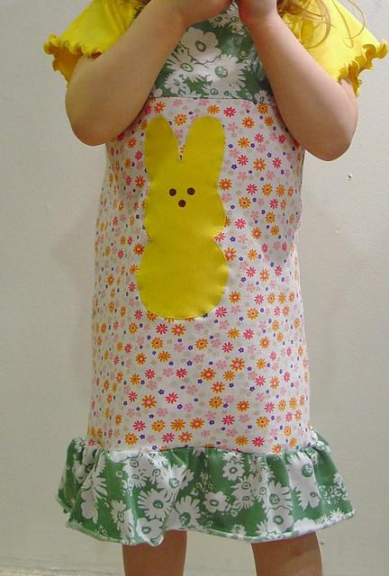 PEEP dress, 1