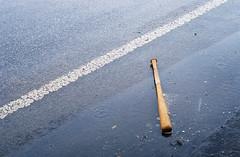 wash your hands (Jacob Seaton) Tags: street rain baltimore baseballbat autaut