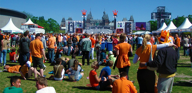 Queen's Day Amsterdam 1