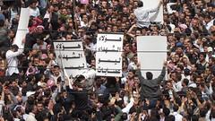 Syria Damascus Douma Protests 2011 - 12