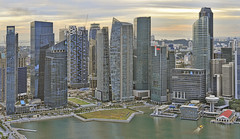 Financial Business District, Marina Bay – Singapore update (williamcho) Tags: cityscape aerialview financialdistrict residences d300 cliffordpier marinabay standardcharteredbank thesail ntucbuilding mbfc malayanbanking williamcho marinabayfinancialcentre fullertonbayhotel sandsskypark